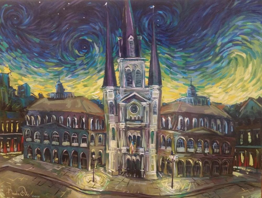 Van Gogh Cathedral