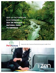 Brochure PeruFactura