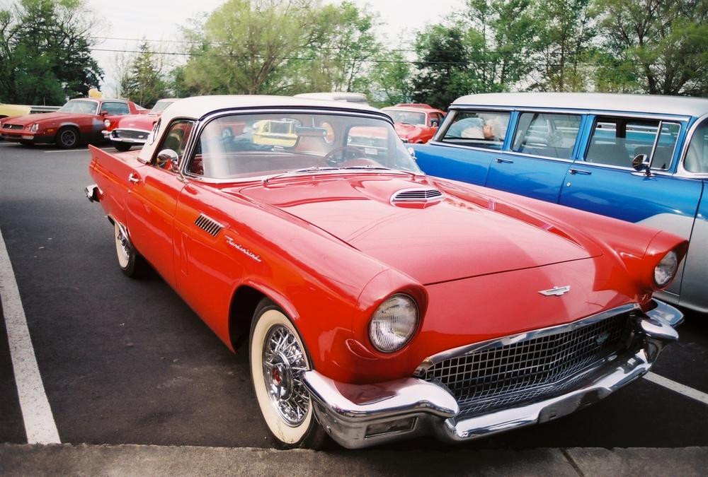 Jolene DeVos - 1957 Ford T-Bird