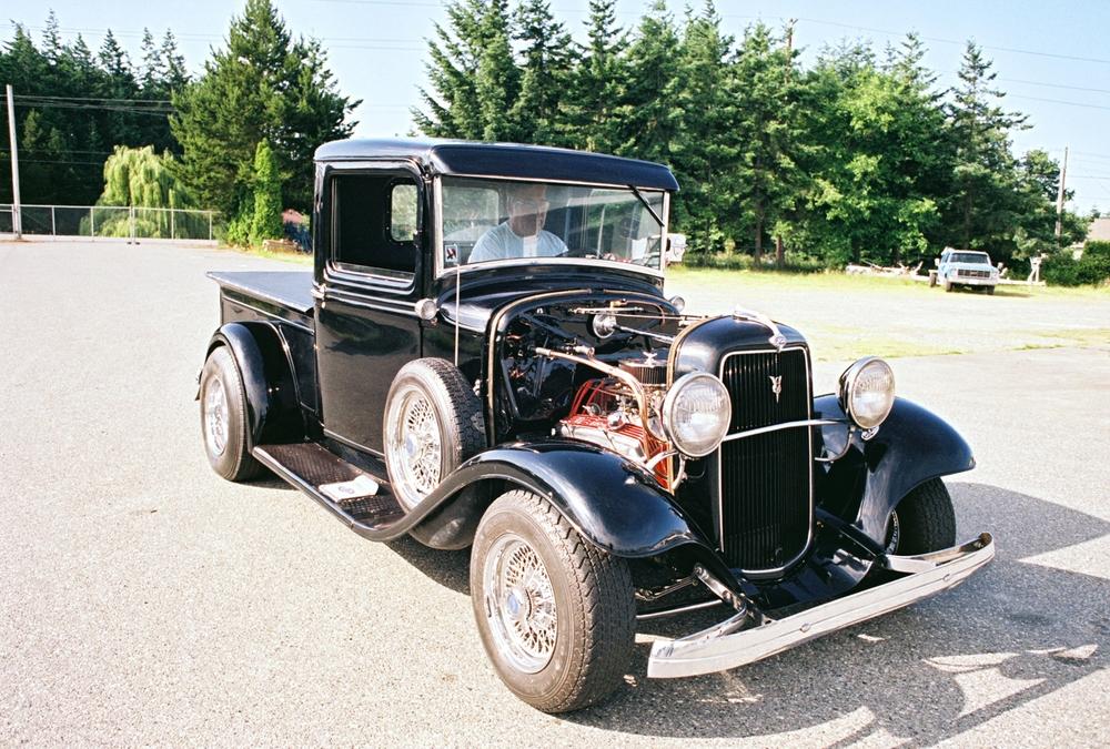 Jim Flowers - 1934 Ford Pickup