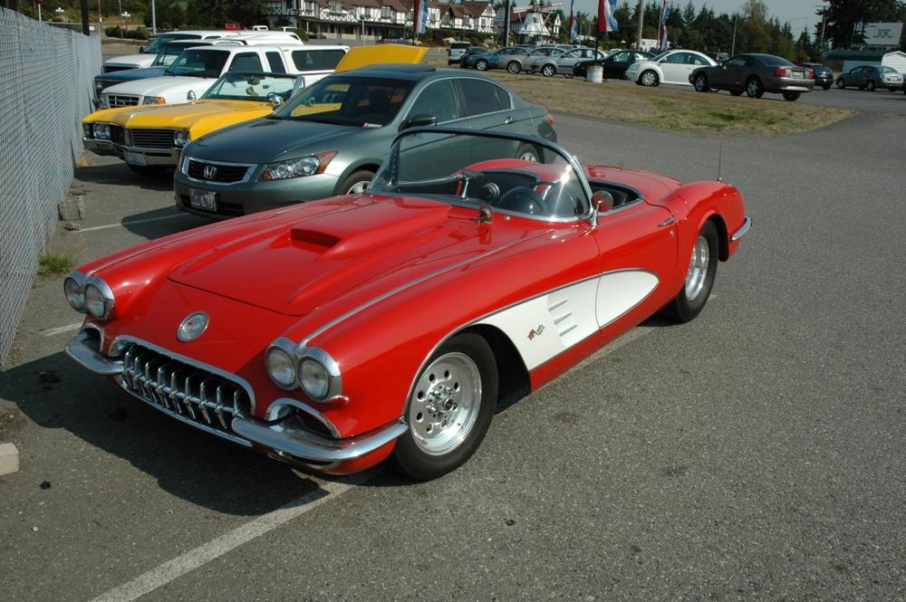 Steve Ellis -1959 Corvette