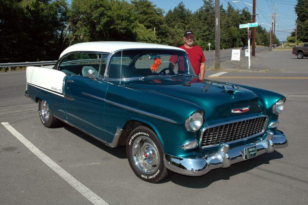 Stan Grovdahl 55 Chevy Bel Air