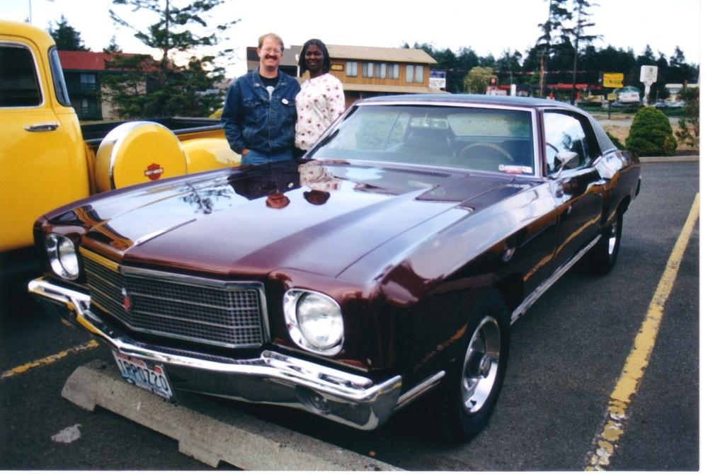Tim & Gwen Oest 70 Chevy Monte Carlo