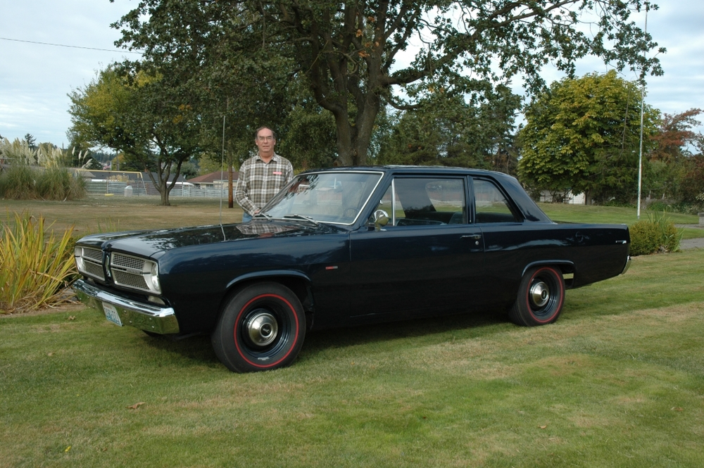 Barrett Taft 1967 Plymouth Valiant