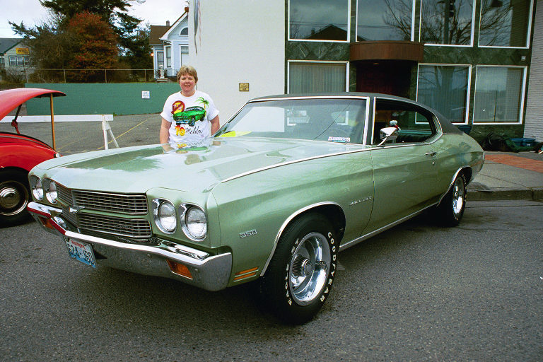Joan Reeves 70 Chevy
