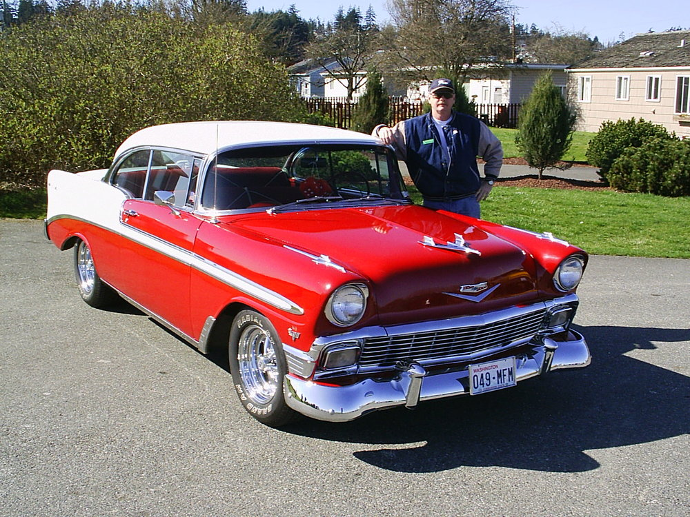 Mike Harris 1956 Chevy