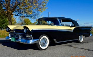 Doyle Lewis 1957 Ford Sunliner