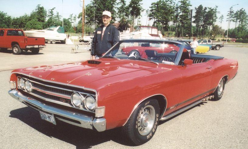 Ray Payeur 1969 Torino Convertible
