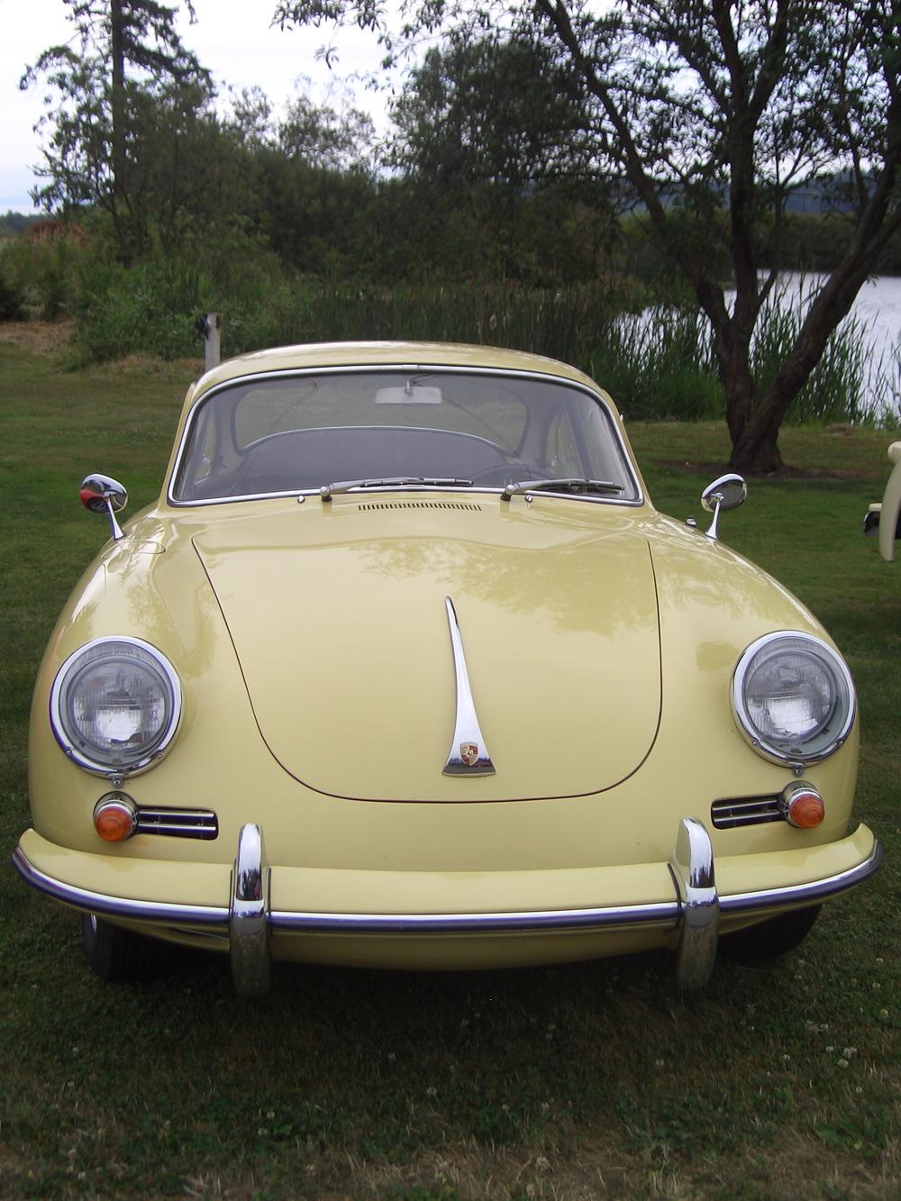 Fred Bronson 1962 Porsche