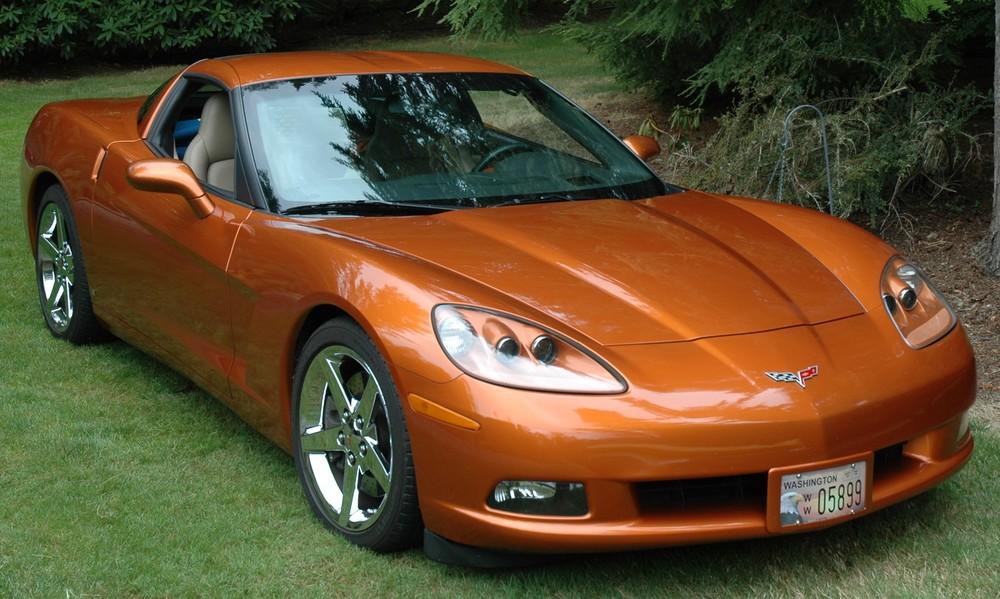 Mel & Deanna Rogers 2007 Corvette C6