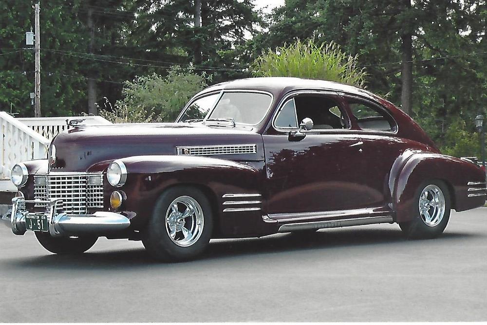 Lynn Holmes 1941 Cadillac Series 61