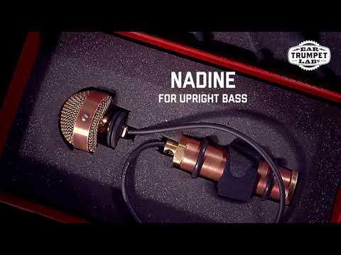 Nadine — Ear Trumpet Labs