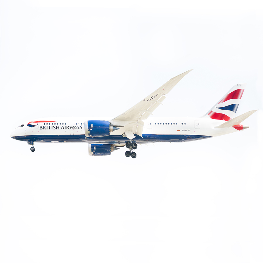 The Laird Co British Airways 787 White out profile aviation avgeek airplane airline photography for site.jpg