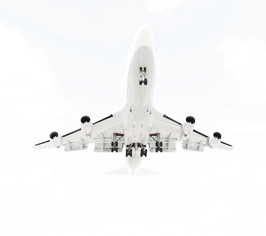 The Laird Co Lufthansa Boeing 747 white out aviation avgeek airplane airline photography for site.jpg