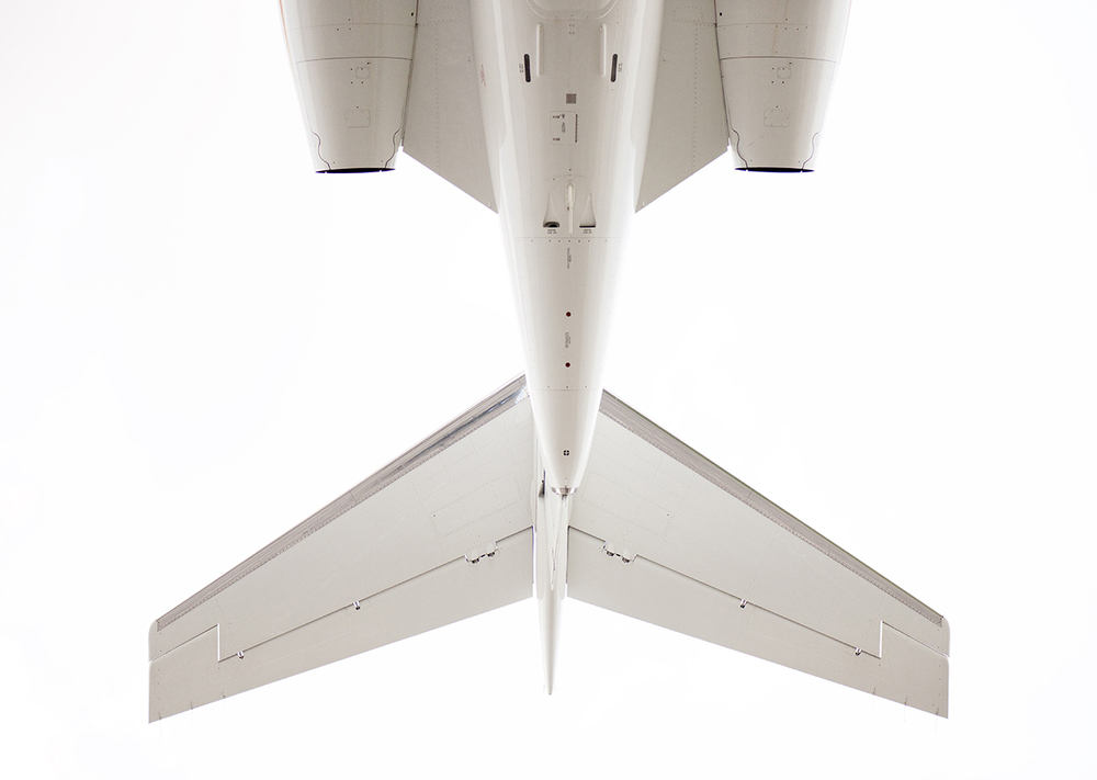 The Laird Co Private Bizjet Tail white aviation avgeek airplane airline photography for site.jpg