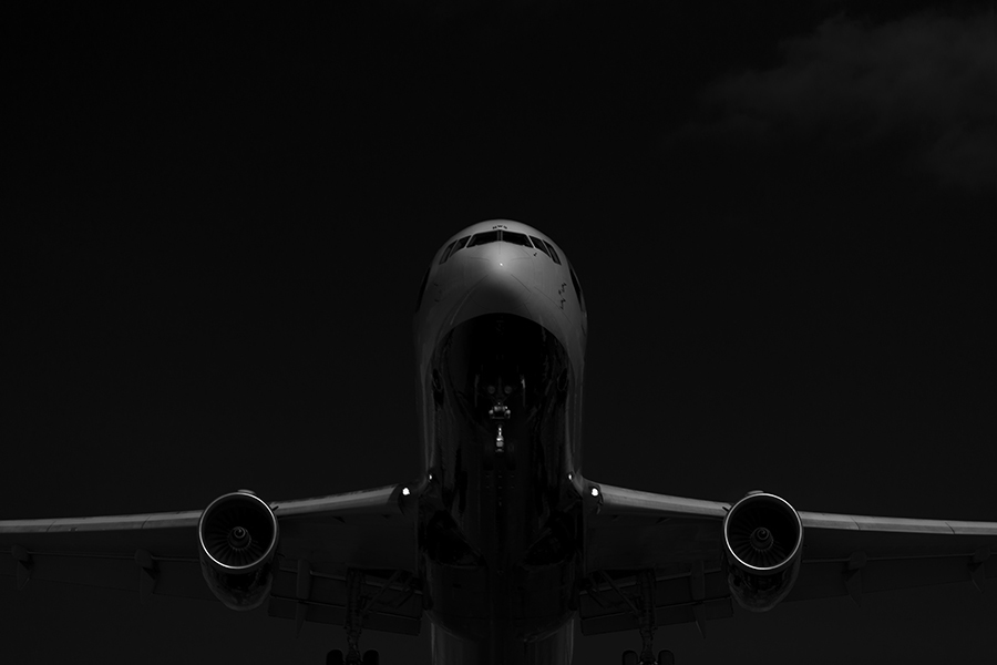 The Laird Co British Airways B767 Black and White Nose Engines Aviation Avgeek Airplane Airline photography for site.jpg