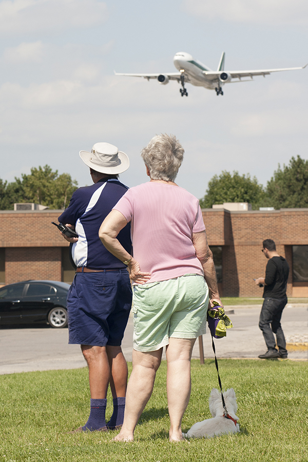 The Laird Co Crowd Planespotter Portrait Couple Dog Alitalia AIrbus A330 Avgeek Airplane Airline Photography for site.jpg
