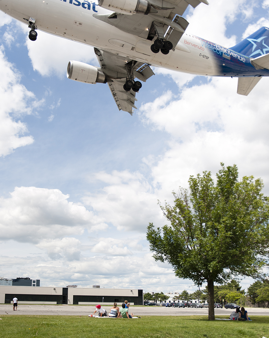 The Laird Co Crowds Planespotter Portrait Air Transat A310 Family Picnic Aviation Avgeek Airplane Airline photography for site.jpg