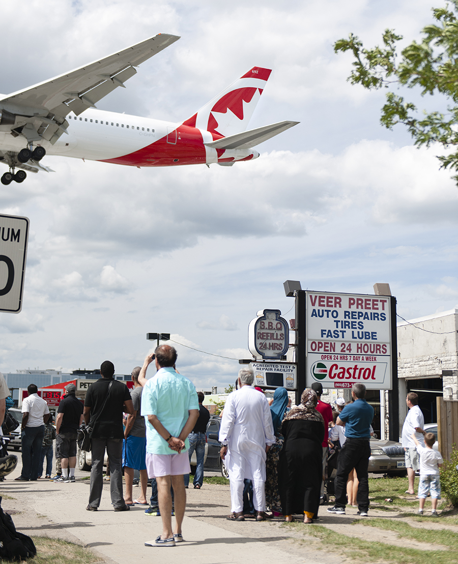 The Laird Co Planespotter Portrait Air Canada Rouge Boeing 767 Aviation Avgeek Airplane Airline photography for site.jpg