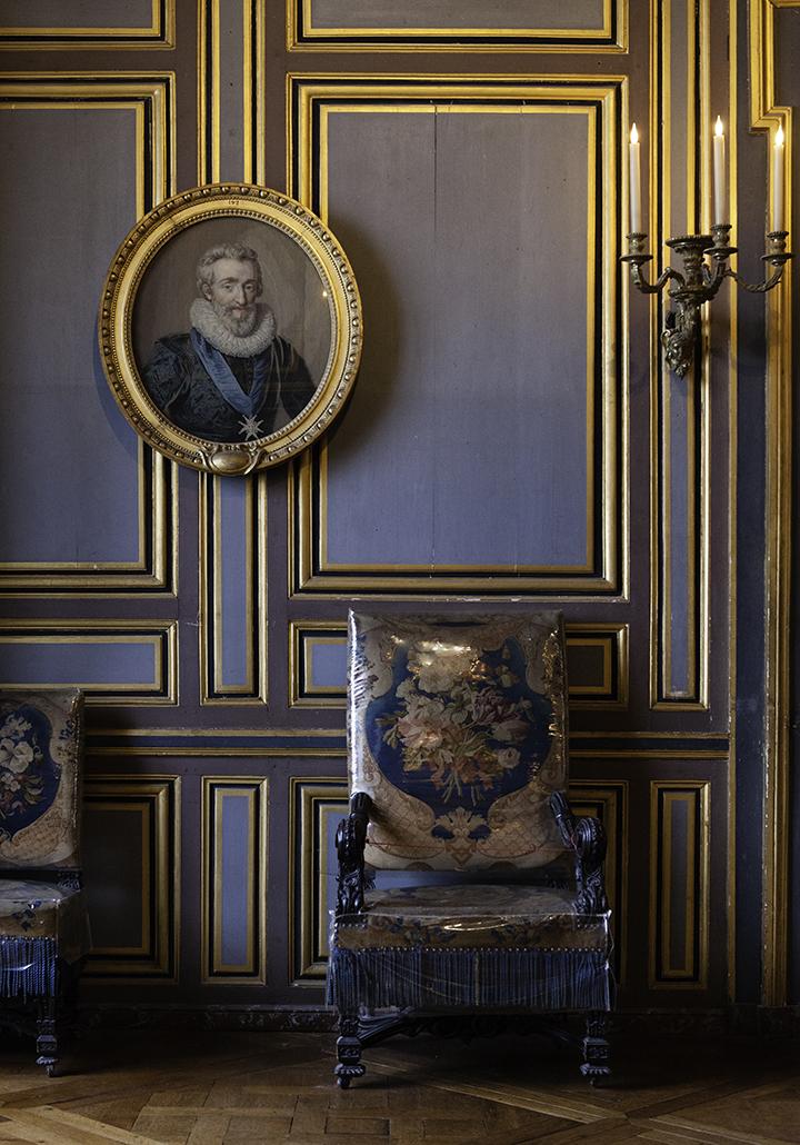 Fontainbleau Salon No. 3