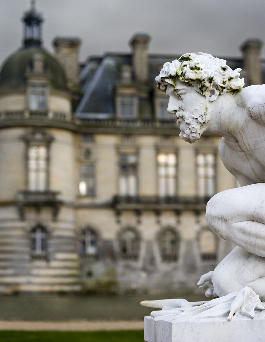 Chantilly Jardin No. 3