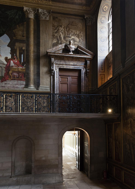 Hampton Court Interior No. 1