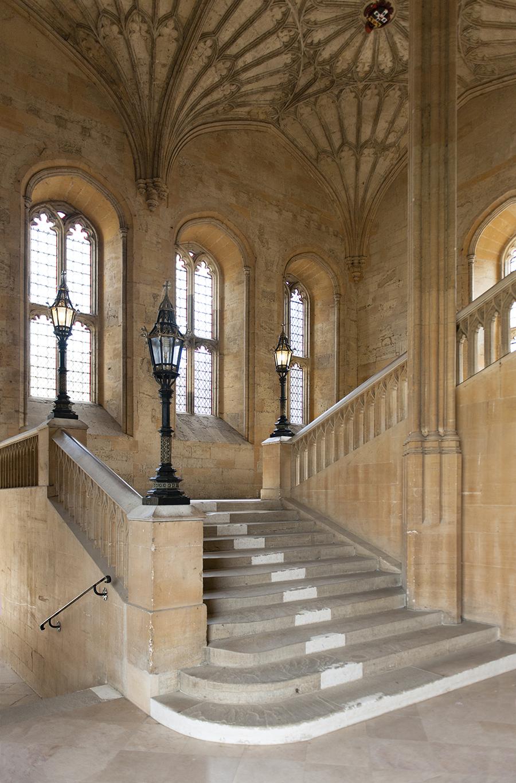 The Architecture of Oxford No. 5
