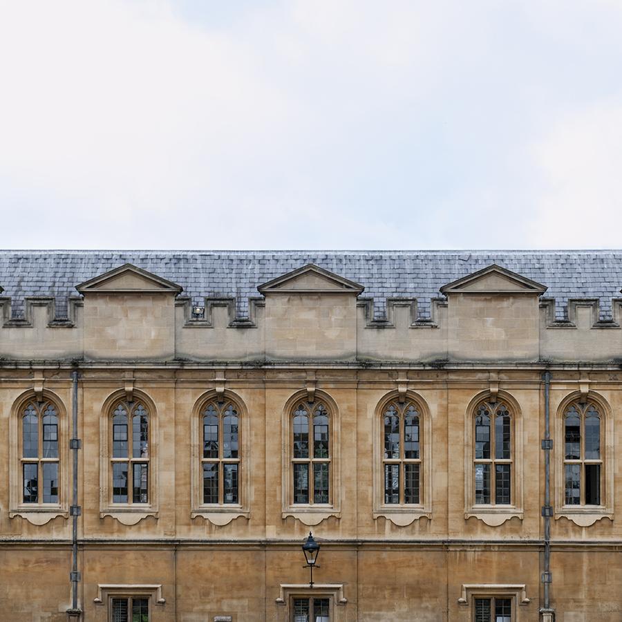 The Architecture of Oxford No. 8