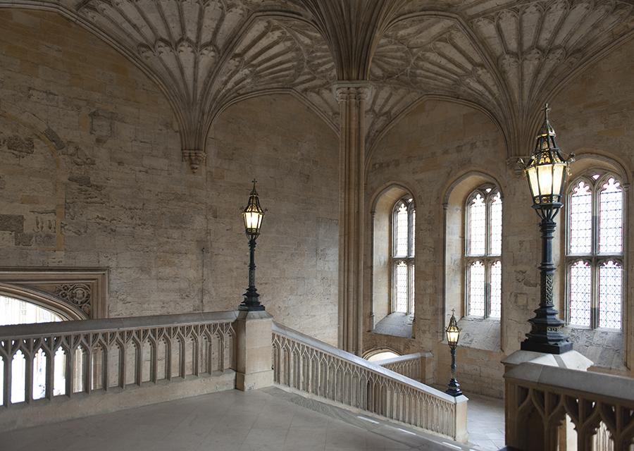 The Architecture of Oxford No. 6
