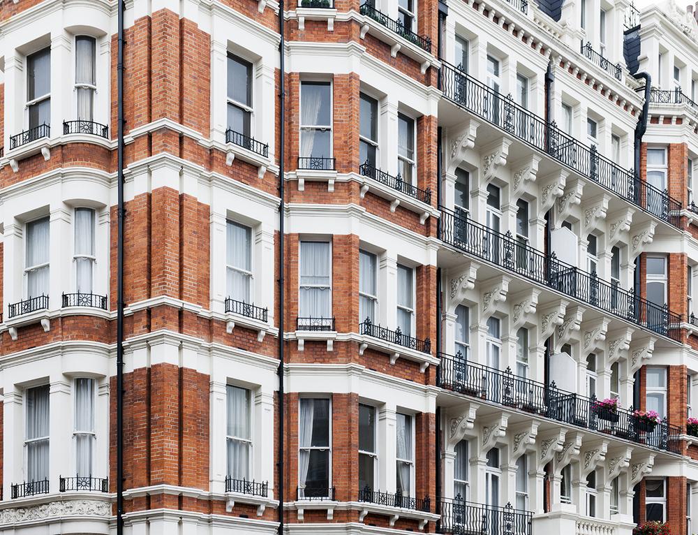 Facades of London No. 5