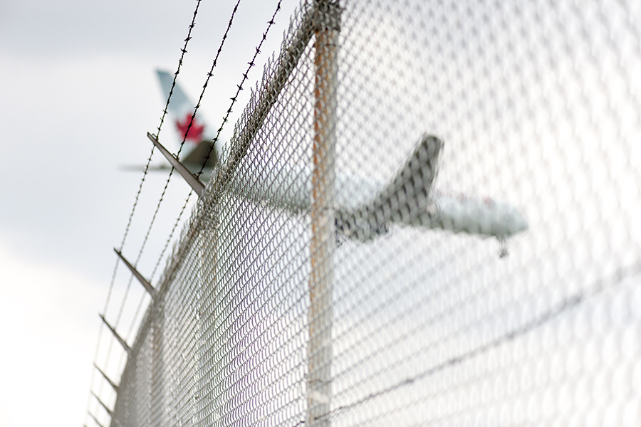 The Laird Co Air Canada Boeing 767 over fence Aviation Avgeek airplane airline photography for site.jpg