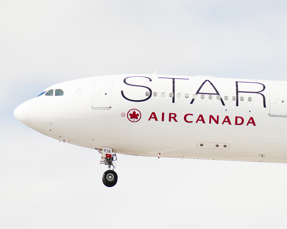 The Laird Co Air Canada Star Alliance Livery Airbus A330 Aviation Avgeek Airplane Airline Photography for site.jpg