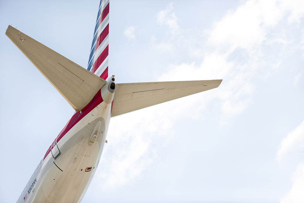 The Laird Co American Airlines Boeing 737 New Livery Tail Flag Aviation Airplane Airline Avgeek photography for site.jpg