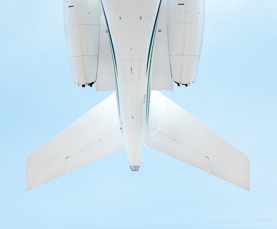 The Laird Co Challenger Tail Cheat Lines White Aviation Avgeek Airplane Lux Jet Photography for site.jpg