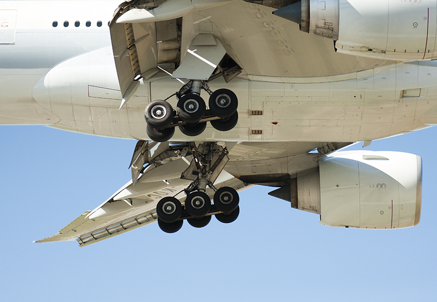 The Laird Co Cathay Pacific B777 Landing Gear side view aviation avgeek airplane airline photography for site.jpg