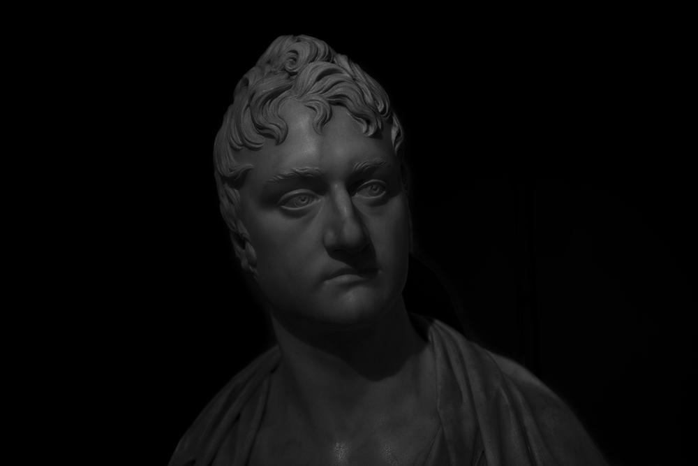 Portrait in Stone No. 14