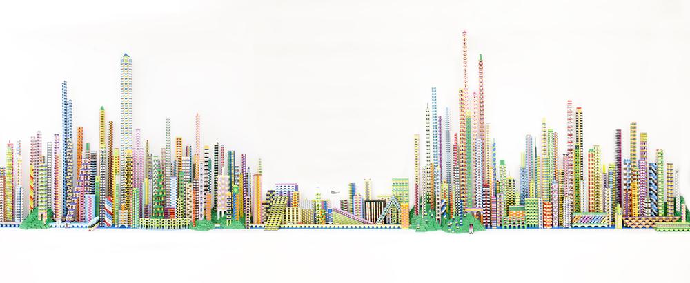 Approaching Lego City
