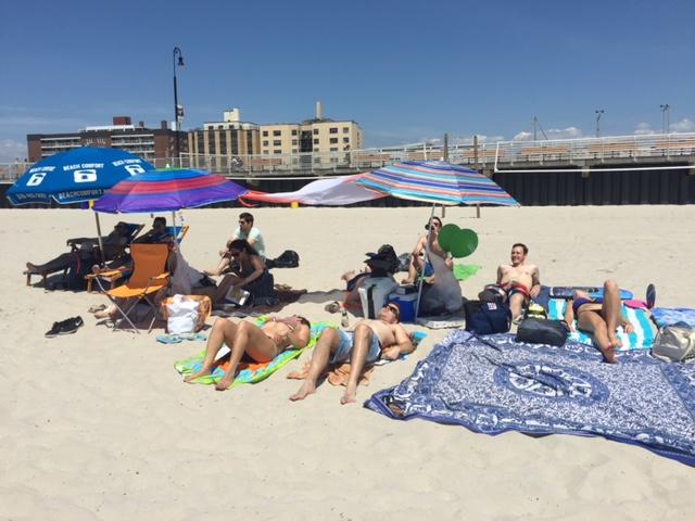 Beach Day - August 2016