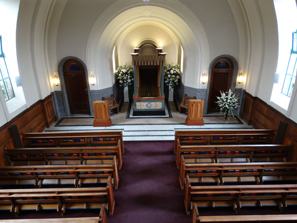 Mortlake Crematorium, South West London
