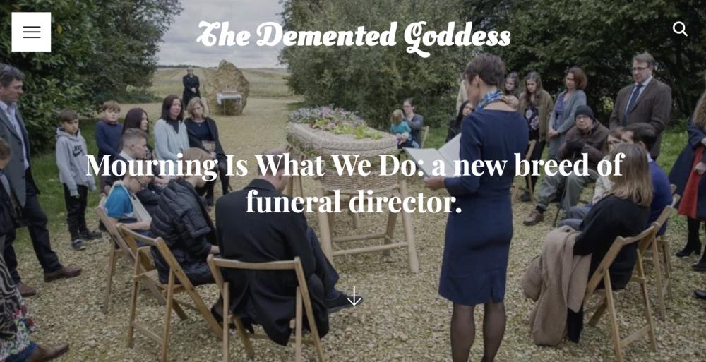 The Demented Goddess