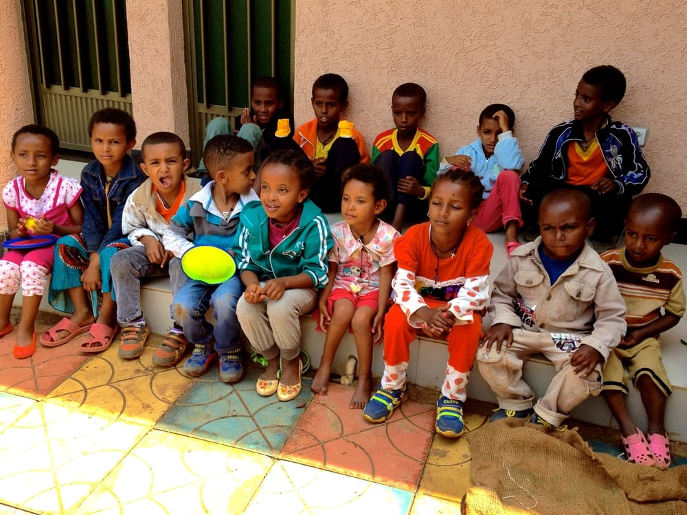 In 2015, Visions opened a Deaf preschool at the Visions Model Regional Deafness Center in Bahir Dar, providing a rare early education opportunity for young Deaf children.jpg