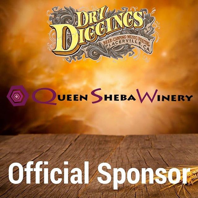 So excited to be the official wine sponsor @drydiggingsfest next weekend. Come enjoy some #reggae, drink some #honeywine #mead #tej, do some #camping and chill out!!! #drydiggings2016