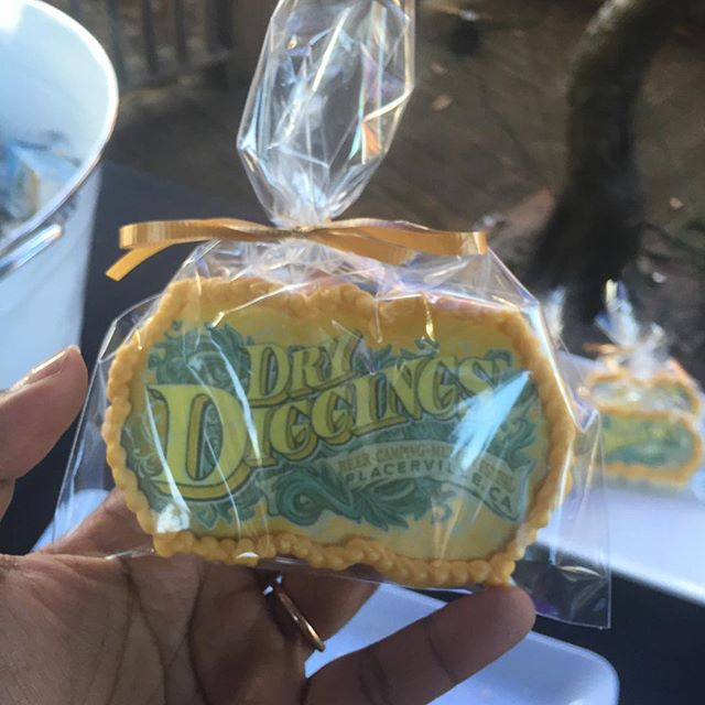 Love these #cookies #drydiggings2016