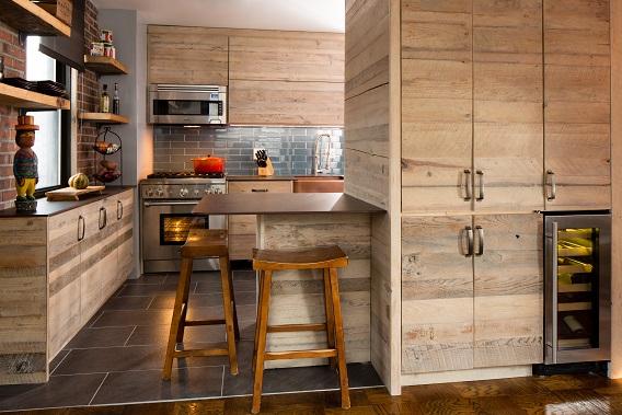 Manhattan Farm House Kitchen