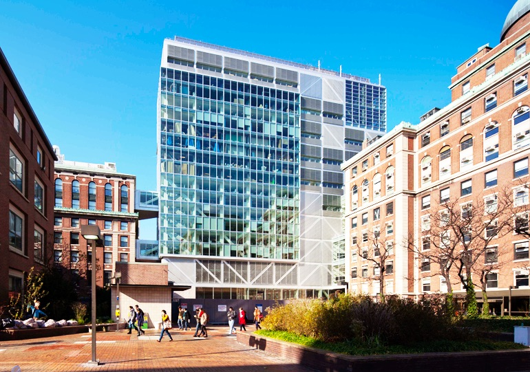 Northwest Corner Building, Columbia University, New York City