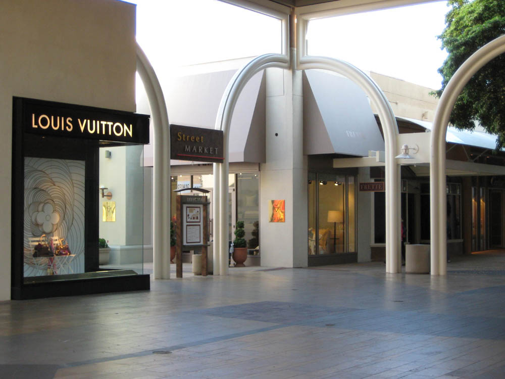 Stanford Shopping Center Louis Vuitton