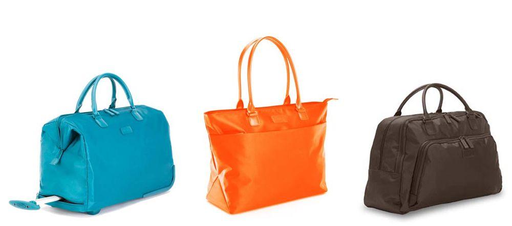 Lipault Travel Tote Bags