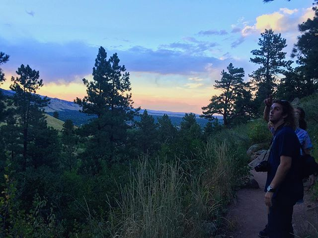 Boulder nice