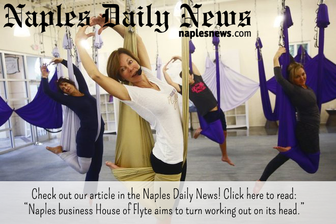 House of flyte featured in Naples Daily News