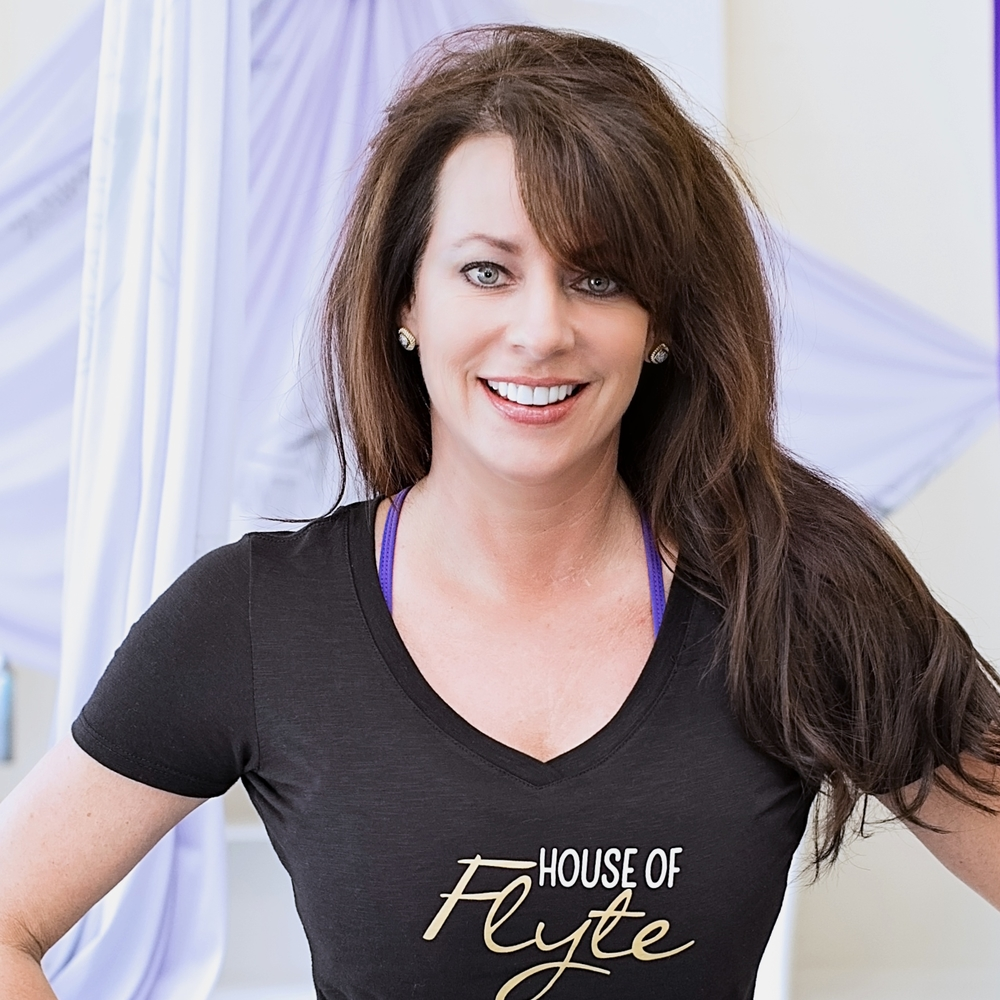 Candice, Founder, instructor and yoga lover